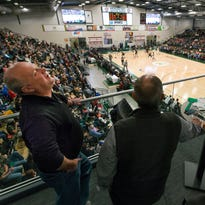 The Wisconsin Herd, the Bucks' minor-league team, is bringing NBA action to Oshkosh