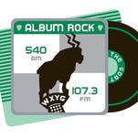 """WXYG """"The GOAT"""" radio station celebrates its fifth anniversary June 25, 2016. The station plays music from the album rock era, from the mid-'60s to the early '80s."""