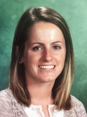 Alyssa Zacharias, 28, is a 2007 Canandaigua graduate in her first season as the Braves' head coach in girls lacrosse.
