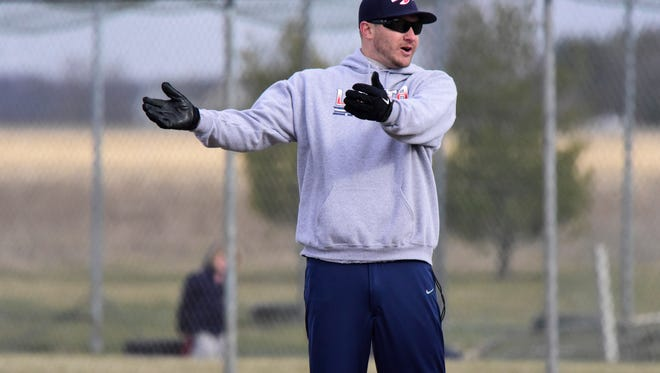 Drew Linder takes over as Clyde's varsity baseball coach after earning a conference crown at Lakota.