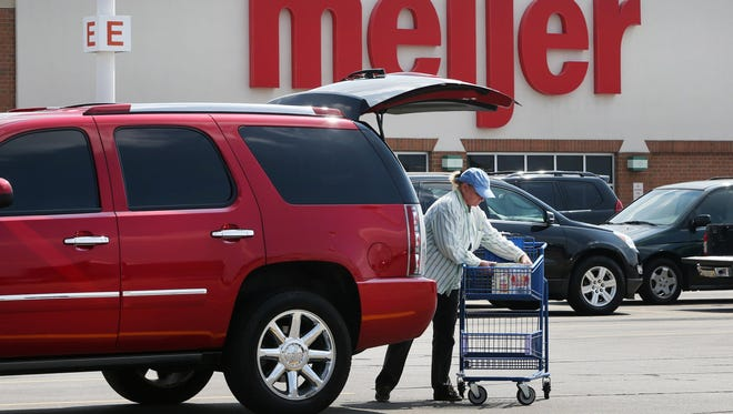 Meijer is about to open its 12th Indianapolis-area store at 56th Street and Keystone Avenue.