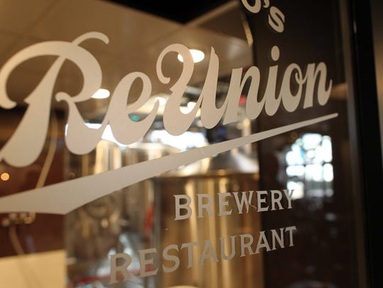 Reunion Brewery Restaurant is seen on Wednesday, Dec.
