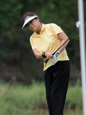 Sarah Vandervoort has won the Montgomery Women's Golf Association's fall tournament for the fourth straight year.