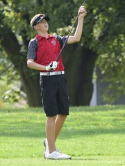 SJCC's Blake Michael competes in the Sandusky Bay Conference