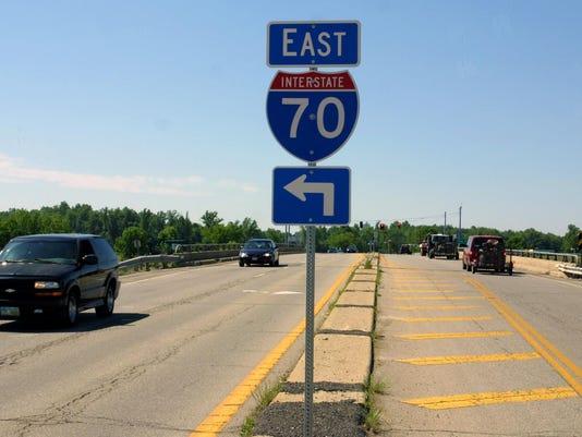 Ohio 310 interchange