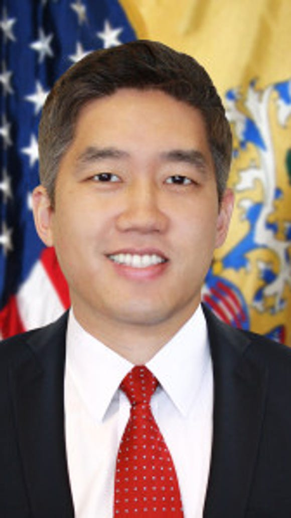 Steve Lee, acting director for the New Jersey Division of Consumer Affairs.