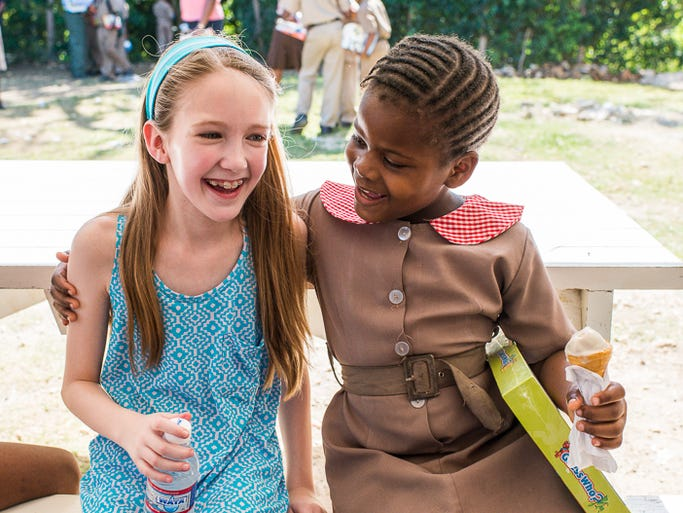 Guests at Beaches Resorts, Sandals Resorts and Grand Pineapple Resorts in the Caribbean can visit schools and work with local children. The Pack for a Purpose program encourages guests to bring school supplies to local communities.