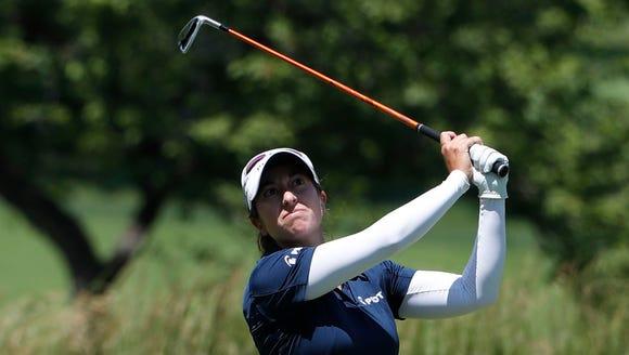 Wayne native Marina Alex will play a U.S. Women's Open