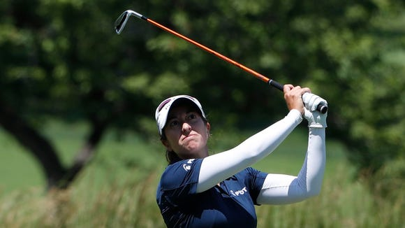 Wayne native Marina Alex will play a U.S. Women's Open in her home state for the first time.