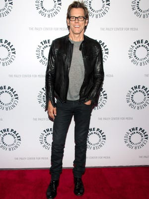 """Kevin Bacon admits that being in the public eye has its ups and downs. He says, """"I'm going to spend the rest of life getting judged on whether or not the performance is working, on what I look like, what I sound like, both on screen and off."""""""