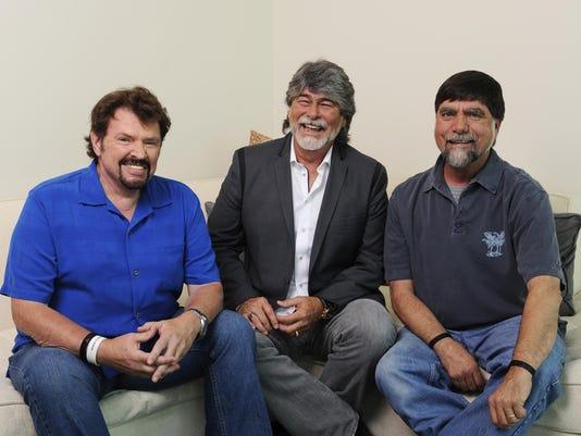 Jeff Cook,Randy Owen,Teddy Gentry,Alabama