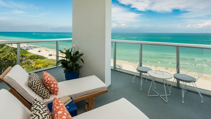 New in Miami: Hotels as hot as its beaches
