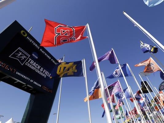 NCAA Championships At_Ball