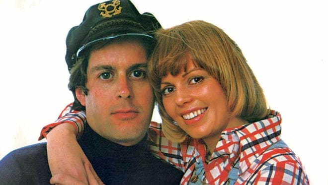 The Captain and Tennille- early years