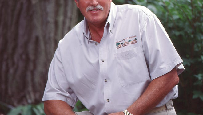 Gilbert Boese, former Milwaukee County Zoo director and president emeritus of the Zoological Society of Milwaukee.