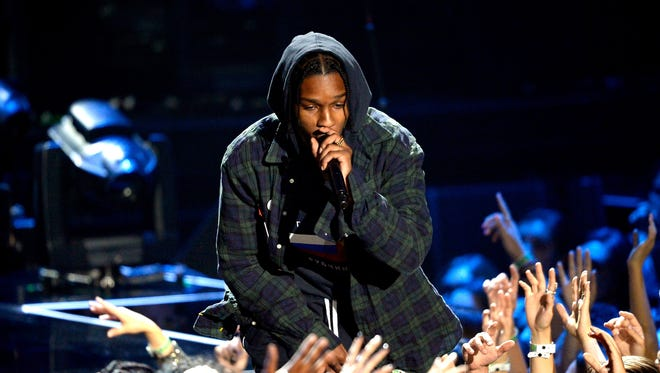 A$AP Rocky is coming to Common Ground this summer.