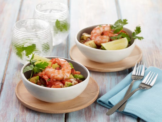 XXX Mexican Shrimp Cocktail_Forks
