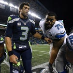 Detroit Lions guard Larry Warford is considering free agency