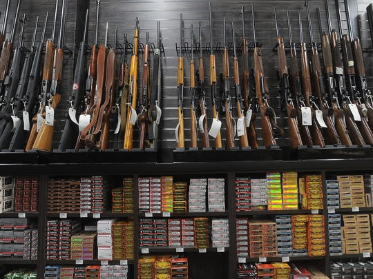 The mayor's office says the city of Sioux Falls will continue using an online database to track stolen firearms.