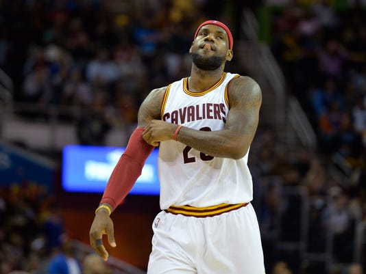 ed57c636bf9cd7 LeBron James was right  Cavaliers need more time