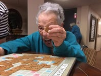 At 92, mom battles son in Scrabble as Facebook looks on