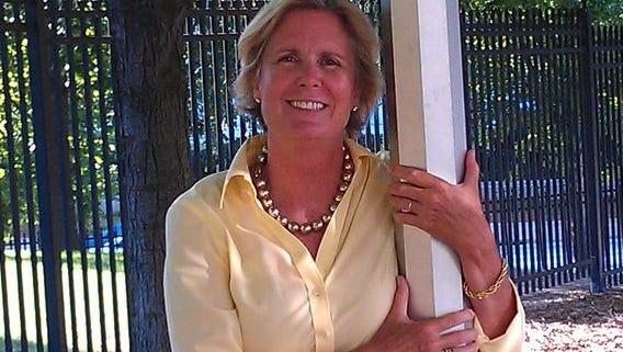Atherton High teacher Rita Cron Hines.