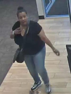 Law enforcement is asking for assistance in identifying this woman who authorities said defrauded two stores recently in Athens-Clarke and Oconee counties.