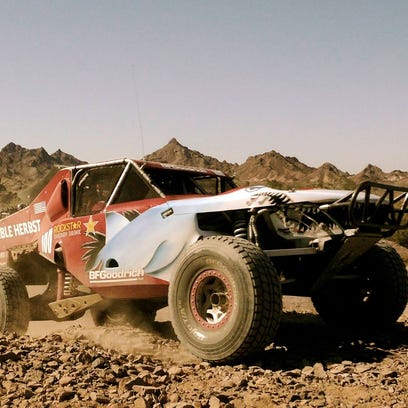 The epic off-road Baja 1000 won the title of 10Best Readers' Choice Best Motorsports Race.