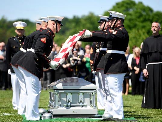 Billy Ryan funeral