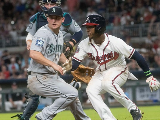 Kyle Seager, Ozzie Albies