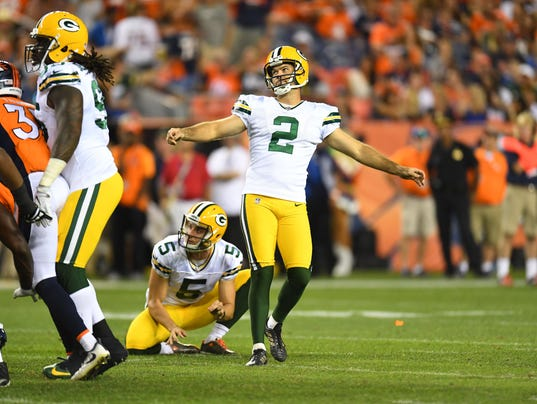 NFL: Green Bay Packers at Denver Broncos