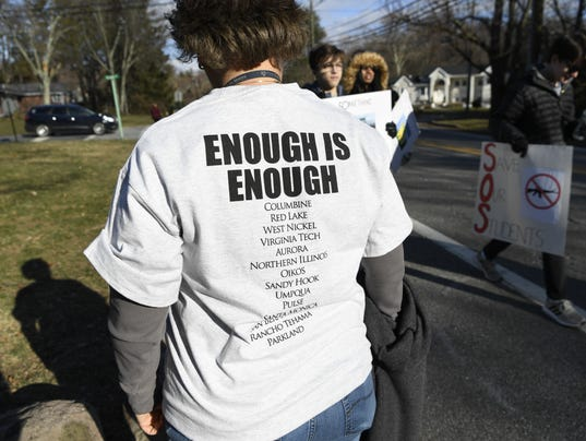 March for our Lives WCL