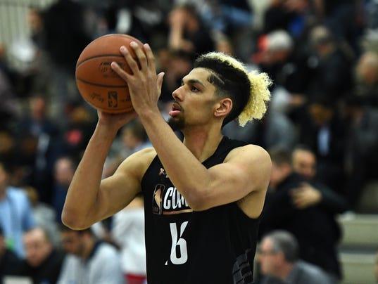 2018 NBA Draft Combine - Day 1