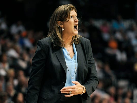 Anne Donovan was the first woman to coach a WNBA team to a championship, with the Seattle Storm in 2004.