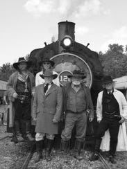 Steam Into History's Wild West Express runs again this