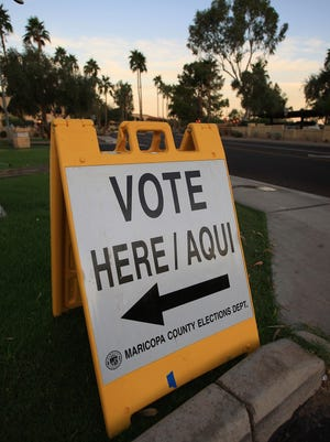 Voting the old-fashioned way by traveling to the polls may not be as high-tech as voting by mail, but it is uncomplicated.