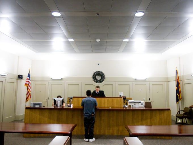 Phoenix's Judicial Selection Advisory Board interviewed