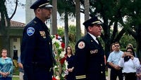 Ceremony was memorial to honor those who gave the ultimate sacrifice 17 years ago.