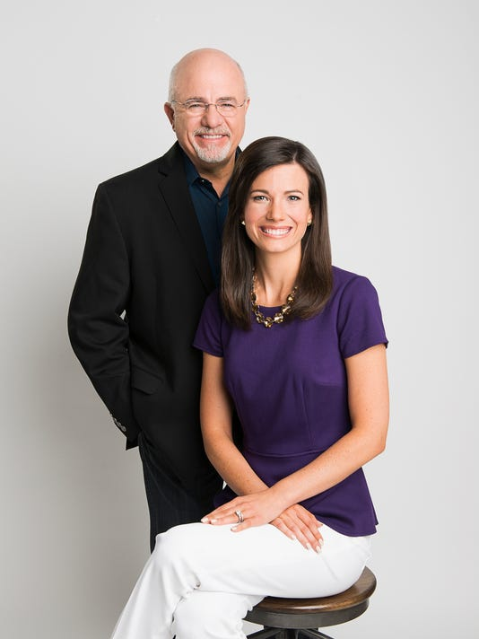 Dave Ramsey and Rachel Cruze