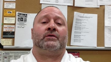 Lumberton police chief Shane Flynt back on duty after suspension