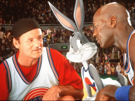 "Bill Murray joined Bugs Bunny and Michael Jordan for the 1996 film ""Space Jam."" LeBron James is on tap to star in the long-awaited sequel, but it's too early to say if Murray will bounce in for a double."