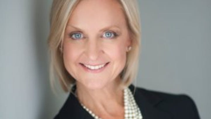 Christin Collins will speak about wellness in the workplace.
