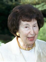 Jeanette Goldstein in recent years.
