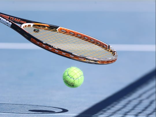 Tate girls and boys tennis earned 7-0 wins over Escambia.