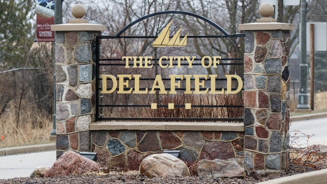 Kids can annually fish for free in downtown Delafield on May 19.