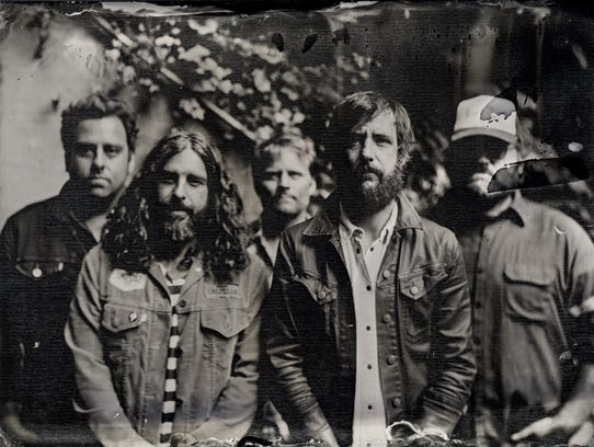 Band of Horses.