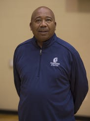 Barry Purvis, head coach of Chambersburg girls basketball