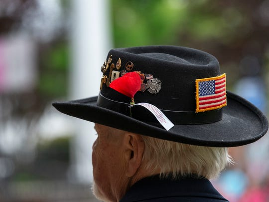 Toms River Memorial Day parade and Memorial Day Service