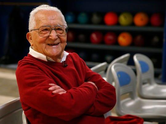 Sammy Manuele, 99