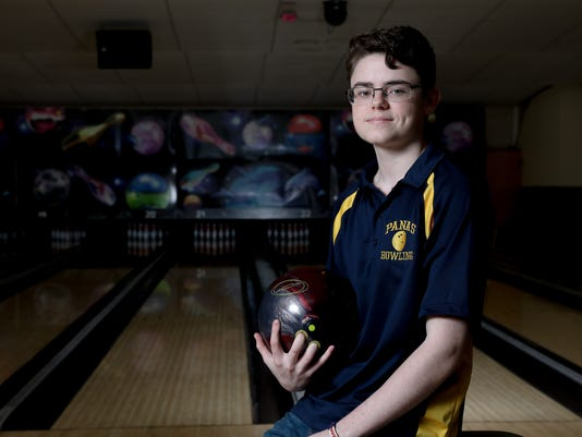 W/P Boys Bowler of the Year- Nick Perrone